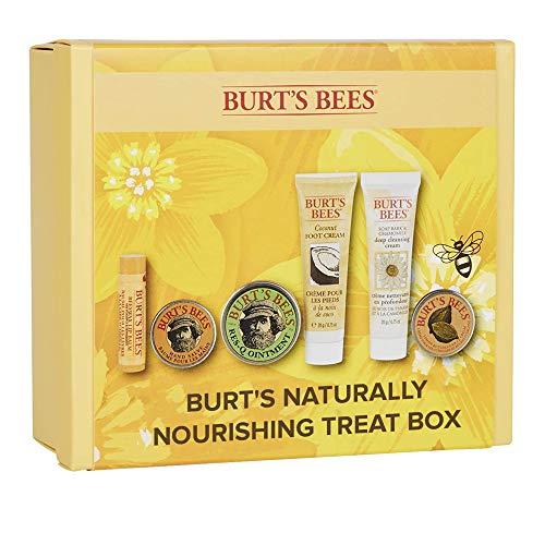Coffret cadeau Burt's Bees Naturally Nourishing Treat Box