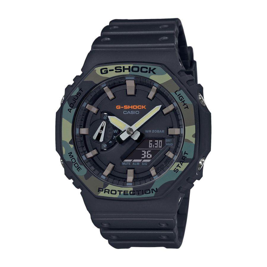Montre quartz Casio G-Shock GA-2100SU-1AER (vogtime.fr)