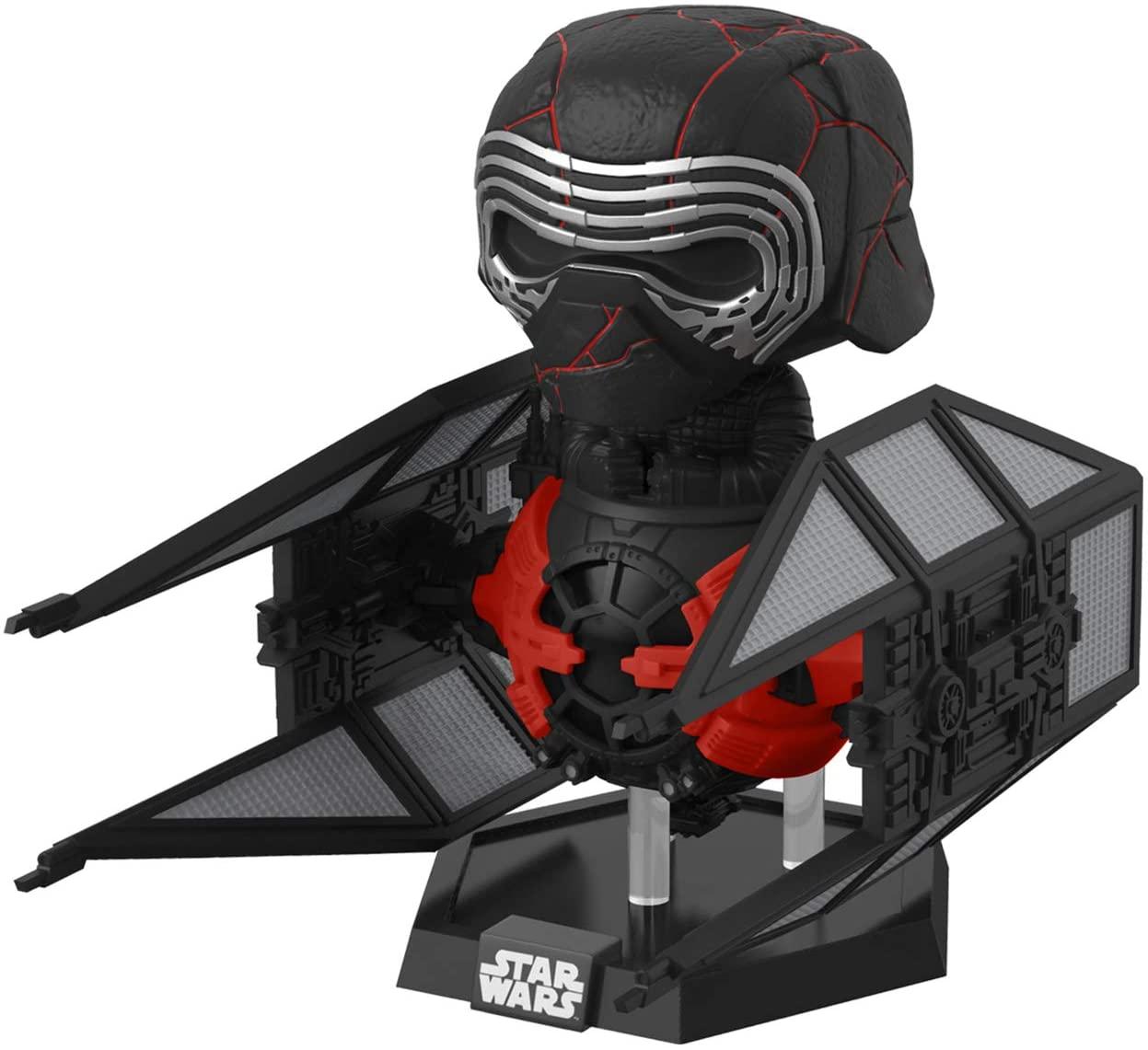 Figurine Pop Deluxe: Star Wars The Rise of Skywalker: Supreme Leader Kylo Ren (Vendeur tiers)