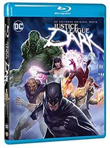 Blu-ray DC Comics La Ligue des justiciers - Dark