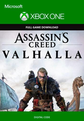Assassin's Creed Valhalla sur Xbox One (Dématérialisé)