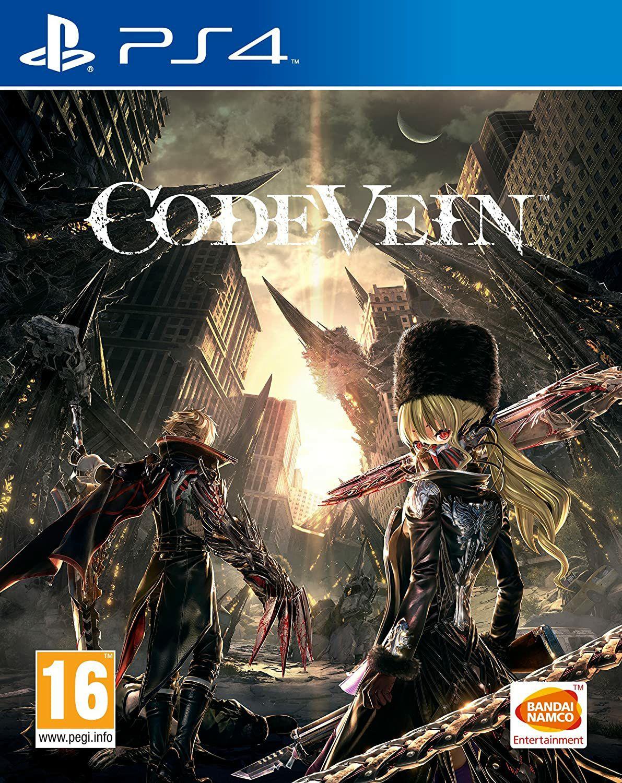 Code Vein sur PS4 (+0,65€ en Rakuten Points)
