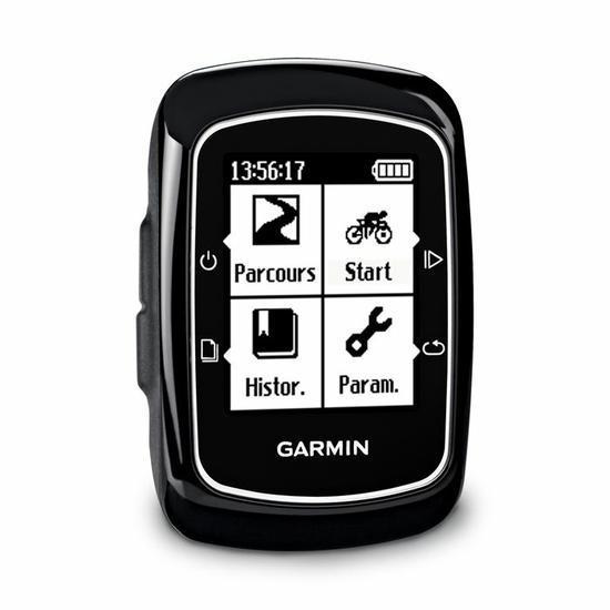 Compteur GPS pour vélo - Garmin Edge 200