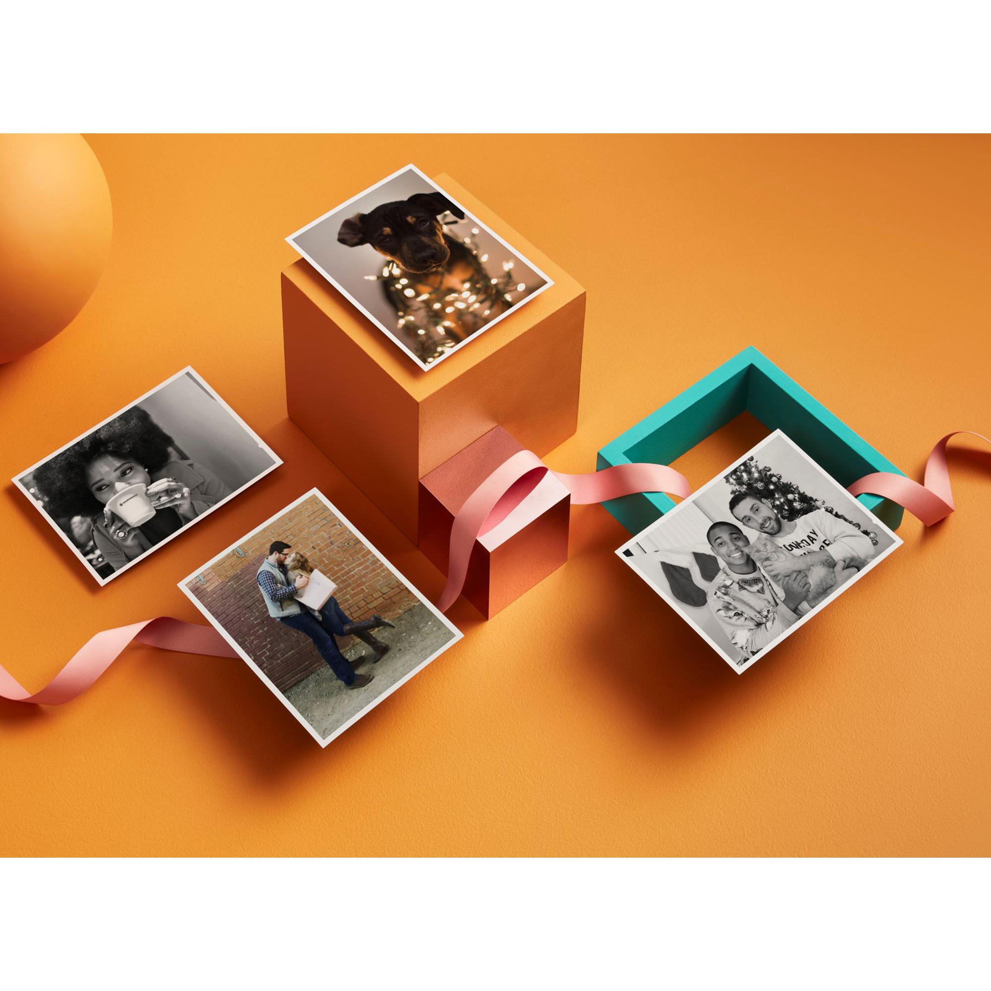 Lot de 100 Tirages Standard Photobox - Finition brillante, 11 x 15 cm