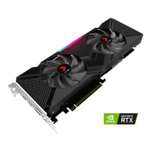 Carte graphique PNY GeForce RTX 2080 XLR8 Dual Fan (8 Go) - Reconditionné