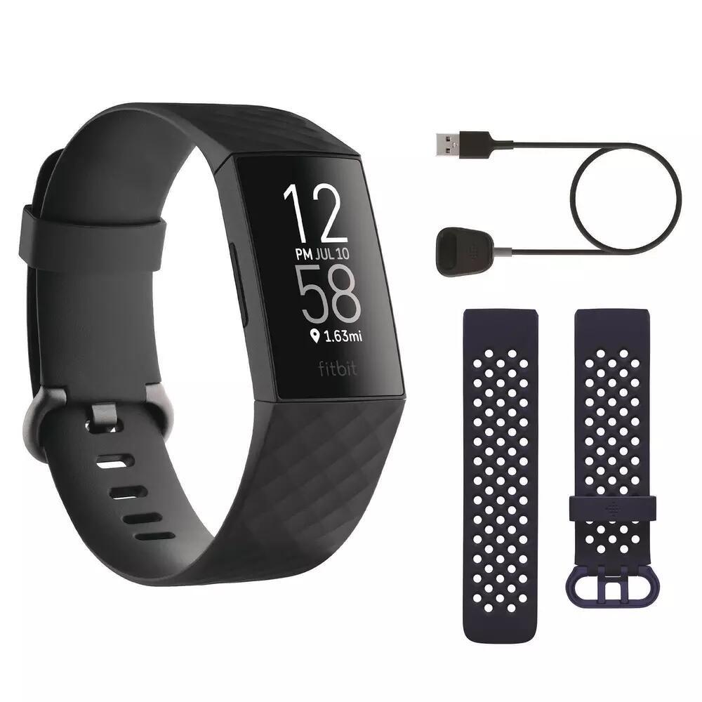 Bracelet connecté Fitbit Charge 4 - Edition Noël