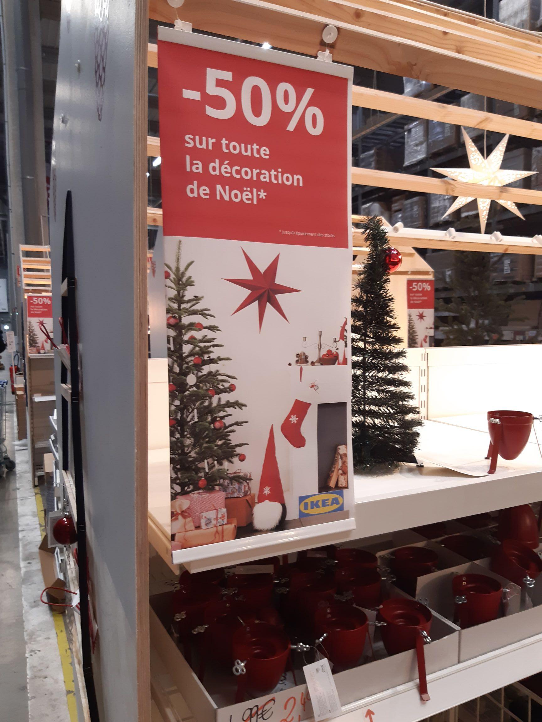 50% de réduction sur la décoration de Noël - Roques sur Garonne (31)