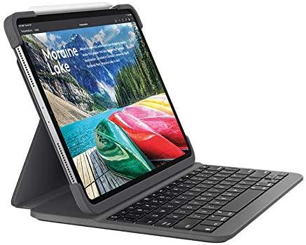 """Etui avec clavier Logitech Slim Folio pour iPad Pro 12,9"""" (Vendeur tiers)"""