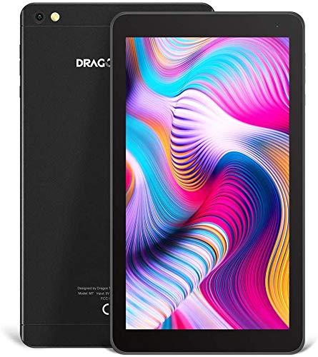 """Tablette Tactile 7"""" Dragon Touch - 2 Go de RAM, 16 Go de ROM, Noir (vendeur tiers)"""