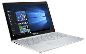 """PC Portable 15.6"""" Asus Ultrabook - Full HD, Intel Core i7 6700HQ 2.6 Ghz, RAM 8 Go, HDD 1 To + SSD 128 Go, Nvidia GeForce GTX 960M, w10"""