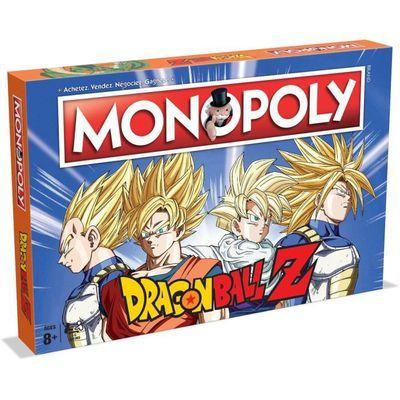 50% crédités sur la carte de fidélité sur une sélection de Jeux & Jouets - Ex : Monopoly Dragon Ball Z (via 17.49€ sur la carte fidélité)