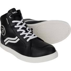 Baskets Bering Stars - noir/blanc (la-becanerie.com)