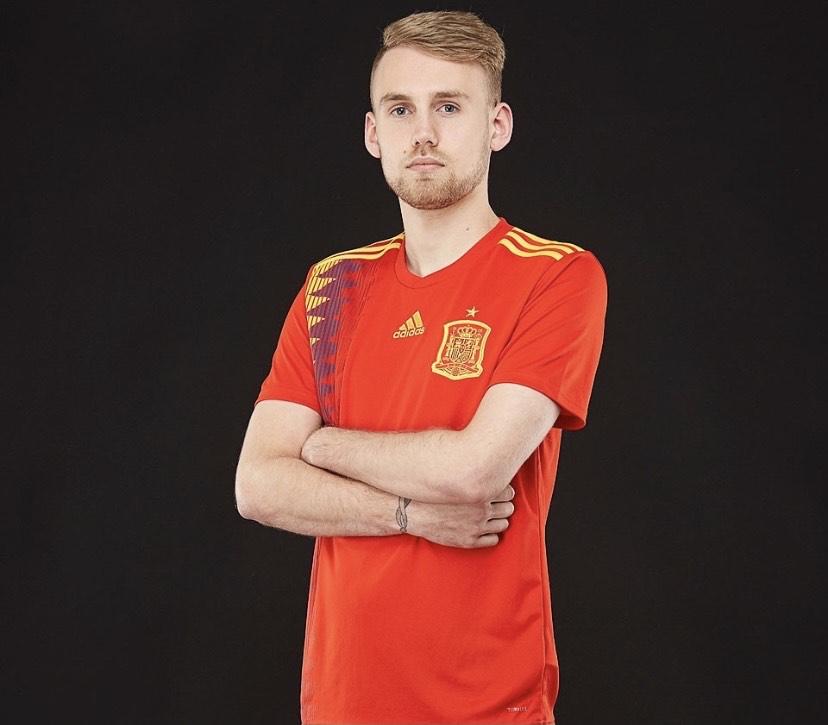 Maillot Espagne Coupe du Monde 2018