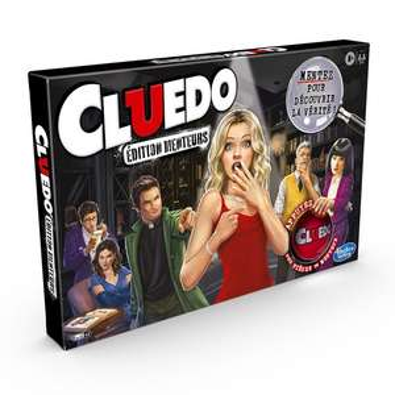 Jeu de société Cluedo Menteurs Hasbro Gaming