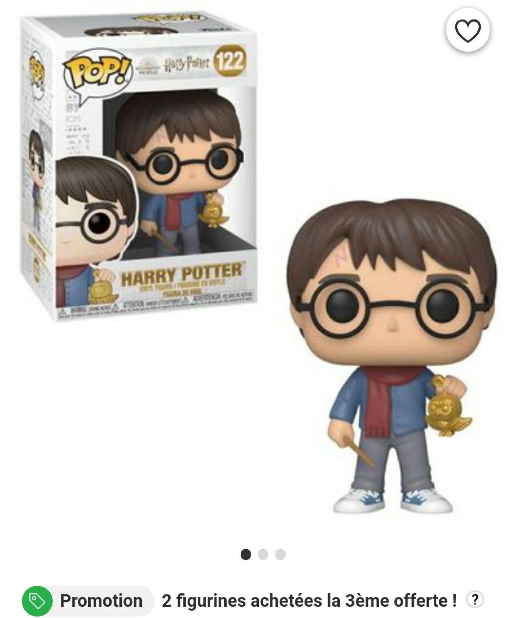 2 figurines Funko Pop! achetées = la troisième offerte