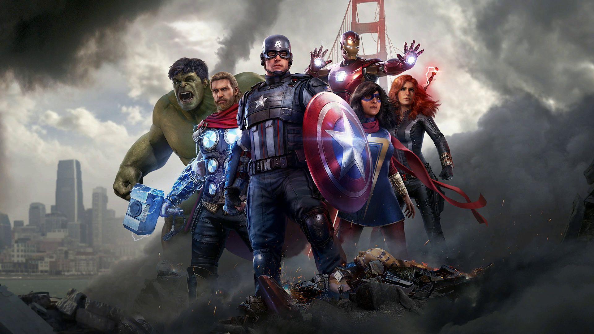 Sélection de jeux en Promotion sur Google Stadia (Dématérialisé) - Ex: Marvel's Avengers
