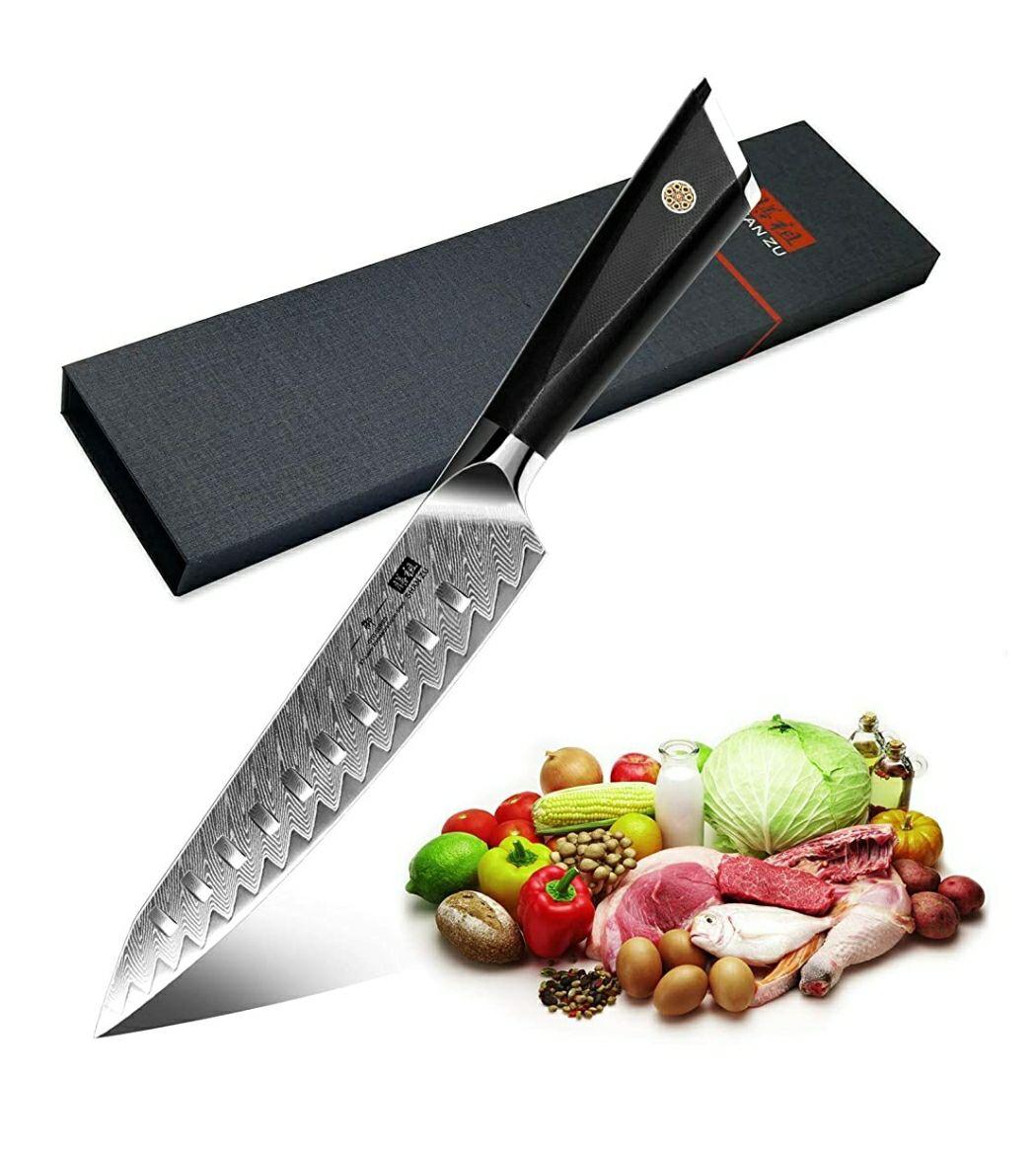 Couteau de cuisine à viande Shan Zu AUS-10 (vendeur tiers)