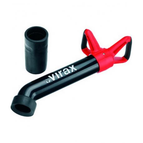 Déboucheur à pompe Virax 290210 (outilico.com)