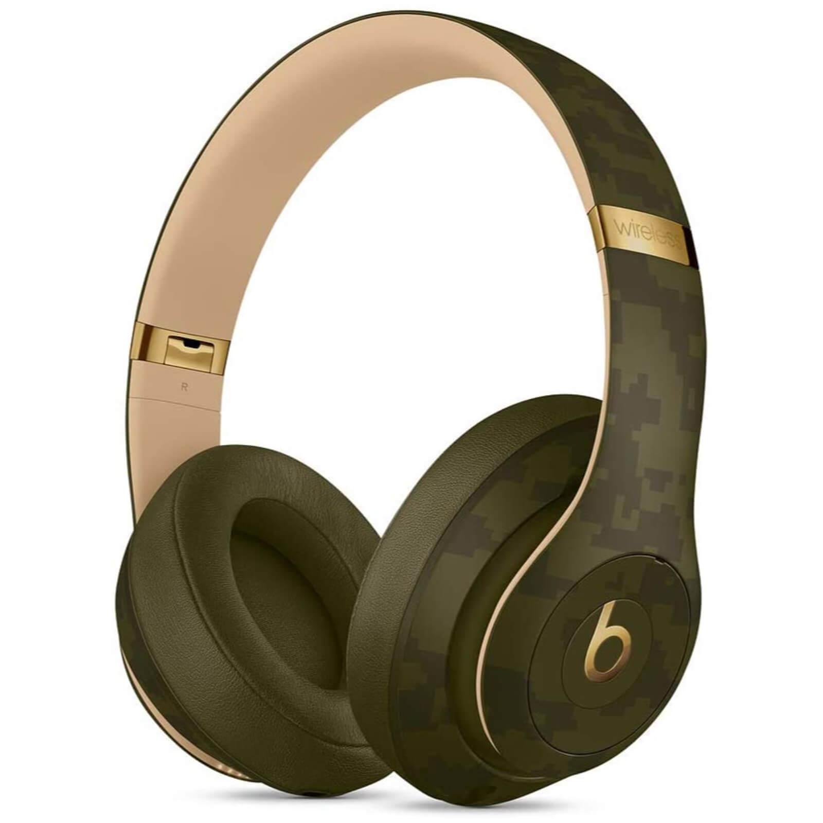 Casque audio sans fil avec réduction du Bruit active Beats Studio3