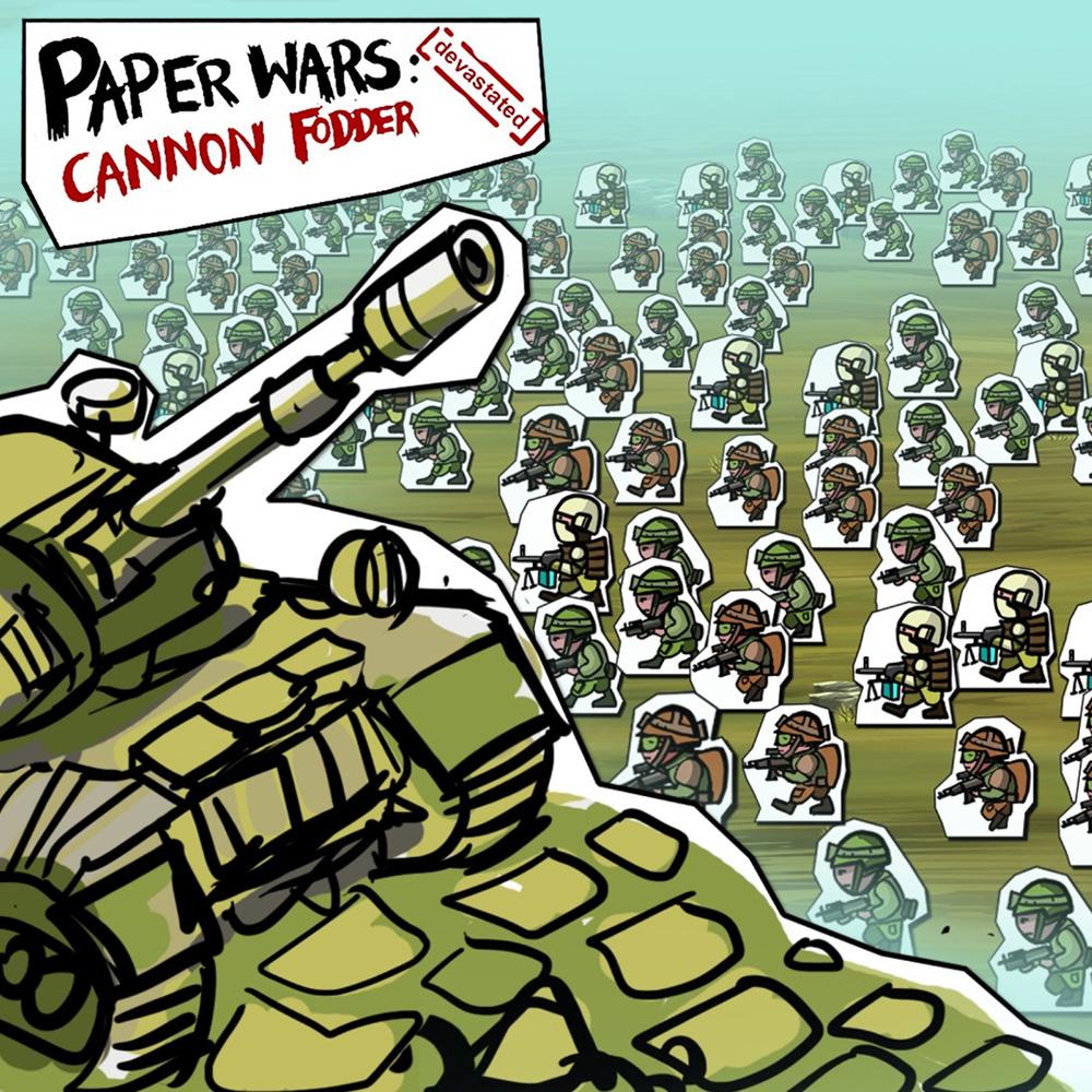 Paper Wars: Cannon Fodder Devastated sur Switch (Dématérialisé)