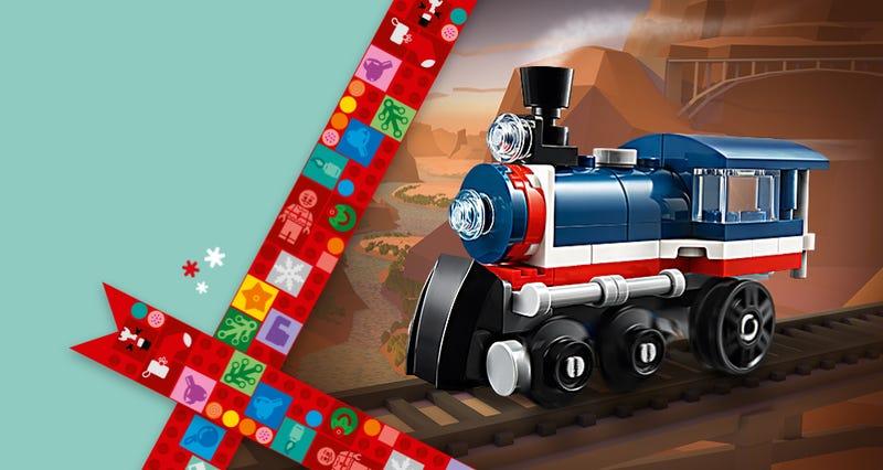 Ensemble Lego Patinoire offert pour une commande de plus de 150€