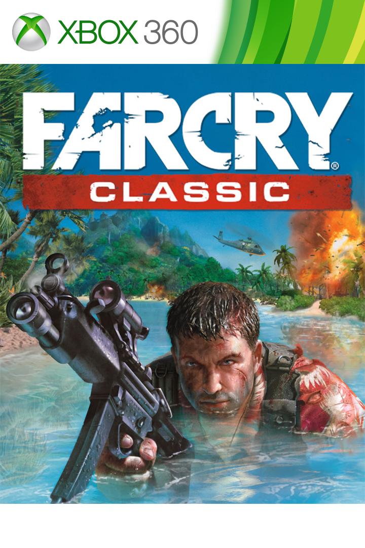 Far Cry Classic sur Xbox 360 (Dématérialisé - rétrocompatible)