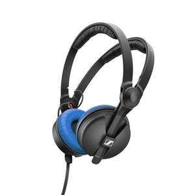 Casque audio Sennheiser DJ HD 25 Blue