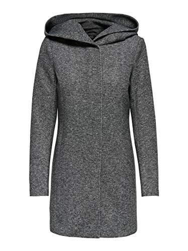 Manteau long femme Only Onlsedona Otw Noos - Tailles et couleurs au choix