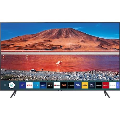 "TV 70"" Samsung UE70TU7125 - 4K UHD, HDR10+, LED, Smart TV"