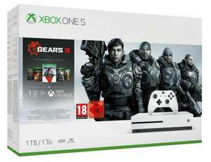 Pack Console Xbox One S (1 To) + Gears 5