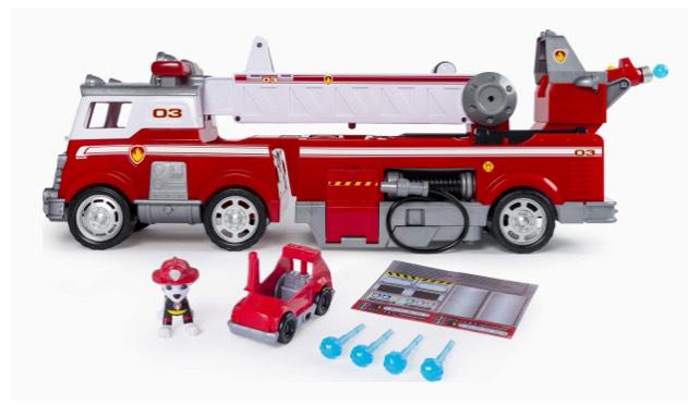 Camion de Pompiers Pat' Patrouille Ultimate Rescue