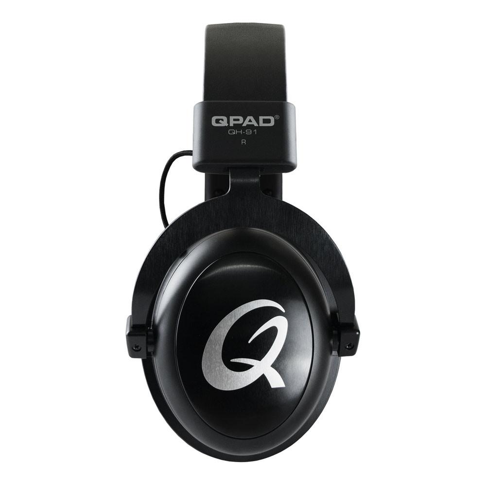 Casque-Micro filaire QPAD QH-91 - Noir