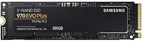 SSD interne M.2 NVMe Samsung 970 EVO Plus - 500 Go
