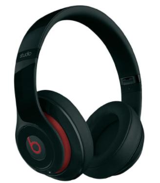 Casque sans fil à réduction de bruit Beats By Dr. Dre Studio 2 - Noir (Reconditionné)