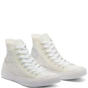 Chaussures Chuck Taylor All Star Translucent Mesh High Top - Diverses tailles