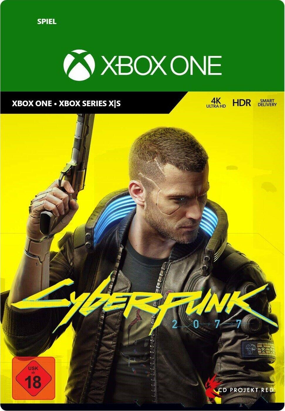 Cyberpunk 2077 sur Xbox One Series X & S - via VPN (Dématérialisé)