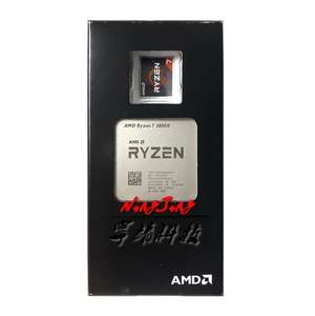 Processeur AMD Ryzen 7 3800X