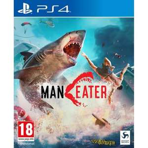 Maneater Day One Edition sur PS4