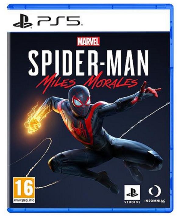 Marvel's Spider-Man: Miles Morales sur PS5