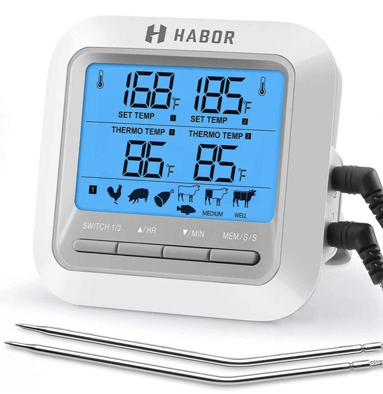 Thermomètre de four Habor avec 2 Sonde (vendeur tiers)