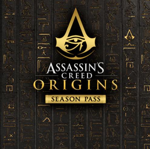 Assassin's Creed Origins - Season Pass sur PS4 (Dématérialisé)