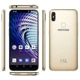 """Smartphone 6.2"""" Konrow Sky Plus - 32 Go, OR"""