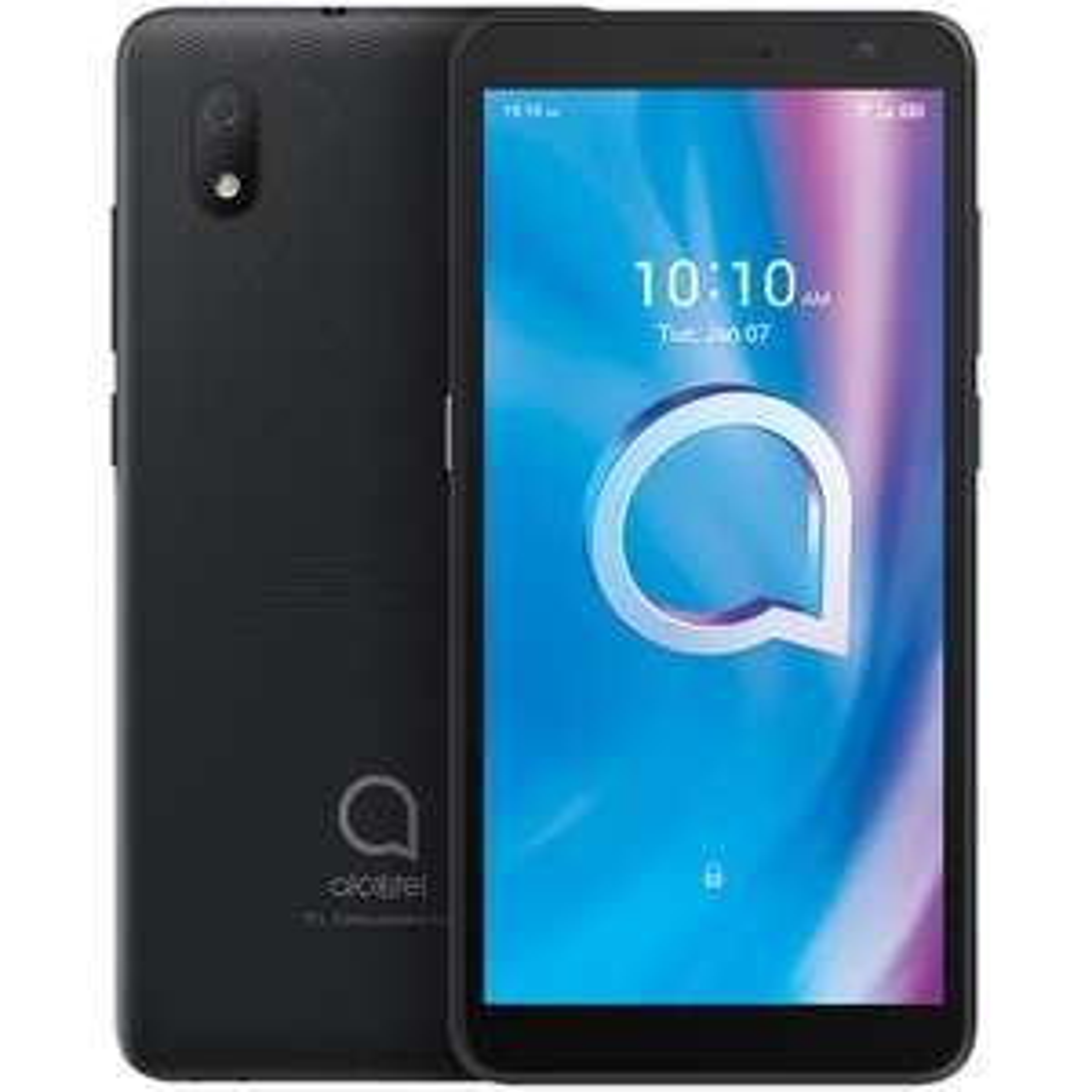 "Smartphone 5.5"" Alcatel 1B - HD+, 2Go RAM, 16Go ROM, Noir"