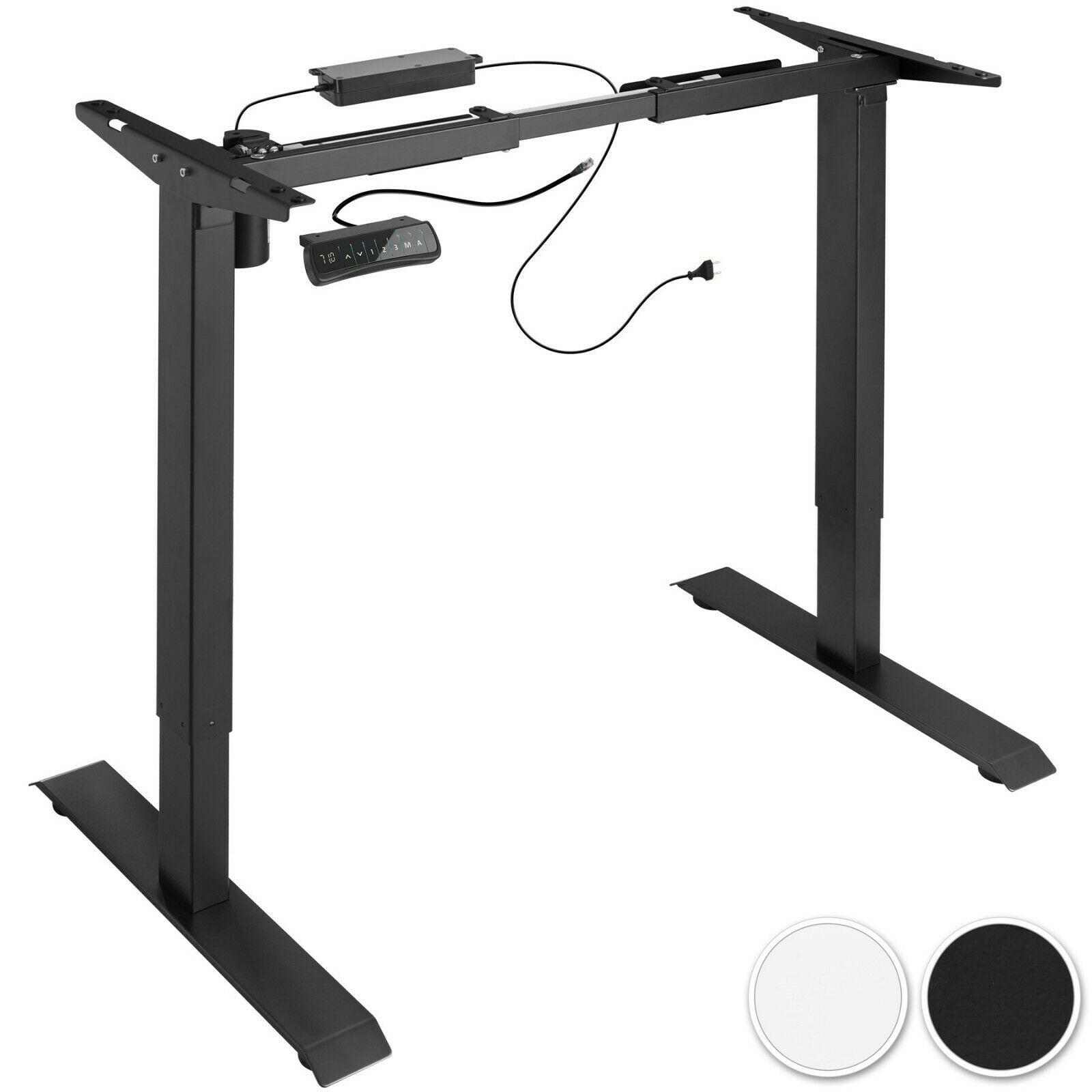 Piètement de table Bureau assis debout motorisé avec mémoire de position
