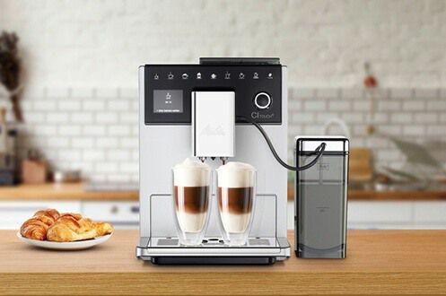 50€ à 200€ remboursés pour l'achat d'une machine à café à grains Melita