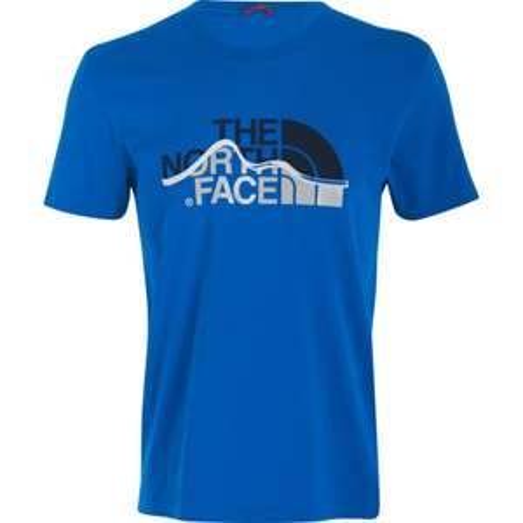 T-shirt The North Face Mountain Line Tee (Via Réservation en Magasin)
