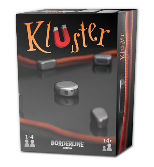 Jeu d'aimants Borderline Editions Kluster