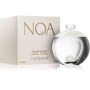 Eau de Toilette Cacharel Noa en Spray - 100ml (fdbeauty.com)