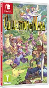 Collection of Mana sur Nintendo Switch (Vendeur Tiers)