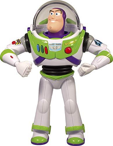 Figurine Electronique Lansay Toy Story 4 Buzz l'Eclair